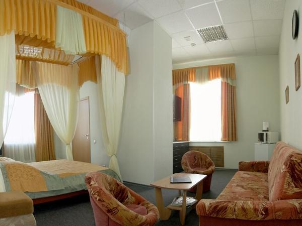 Номер на Калинина. Фото: www.hotel-otdyhalov.ru