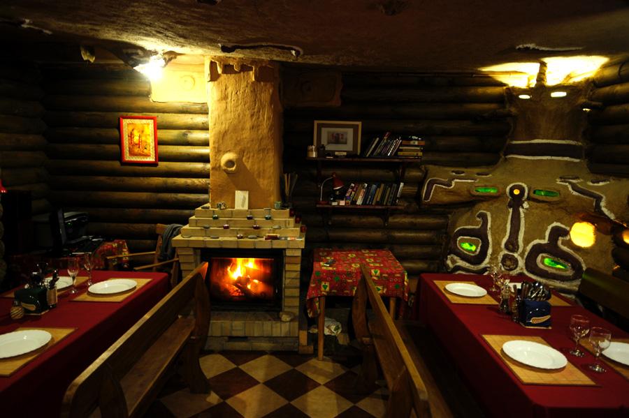 Кафе. Фото: www.dom-aborigena.ru