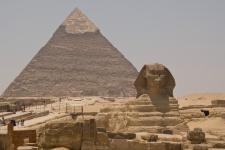 Великий Сфинкс (Great Sphinx of Giza)