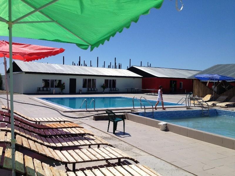 Центр отдыха BALKHASH. Фото: www.balkhashkz.com