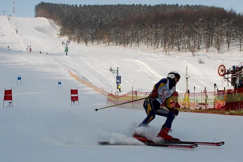 Соревнования, г. Церковка. Фото: www.blagodat22.ru