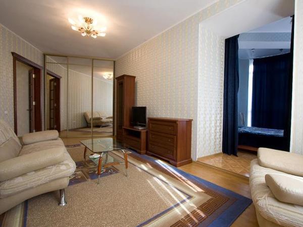 Двухкомнатная квартира. Фото: kvartiravtomske.ru