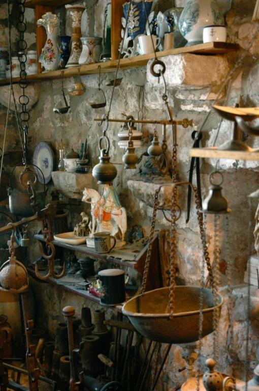 Музей на острове Госпа од Шкрпела. Автор: kpi. Фото:  www.flickr.com