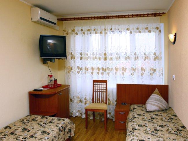 В номере. Фото: www.rassvet-omsk.ru
