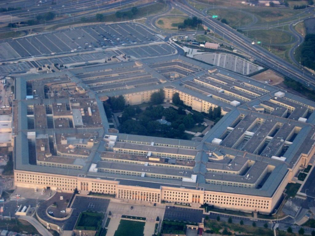 Пентагон. Автор: gregwest98. Фото:  www.flickr.com