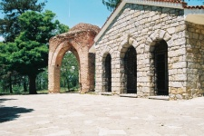 Казанлыкская фракийская купольная гробница