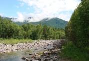 Река Коргон