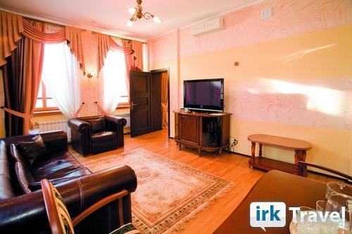 Апартаменты. Фото: www.irktravel.ru