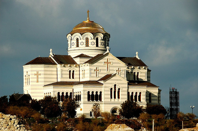 Церковь Св. Владимира. Фото с сайта  tonkosti.ru