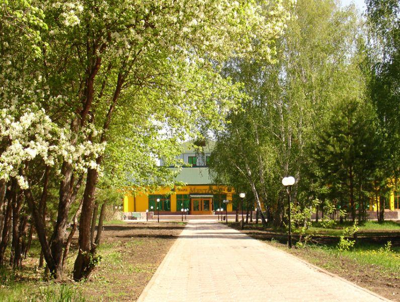 Парк-отель «Мечта». Фото: www.hotel-mechta.ru