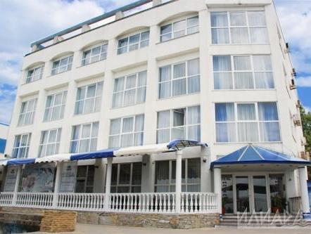 Отель «Илиада». Фото: www.iliada-hotel.ru