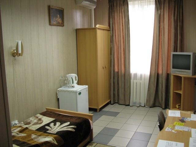 Одноместный номер. Фото: www.one-hotel.ru