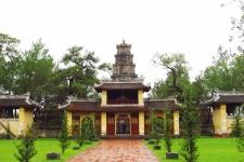 Пагода Тхьенму (Chùa Thiên Mụ)