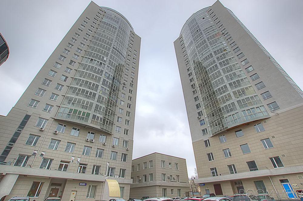 Вид здания
