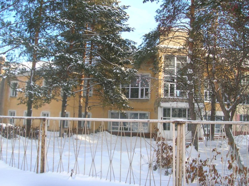 Санаторий «Томь-Усинский». Фото: www.tomusa.h18.ru