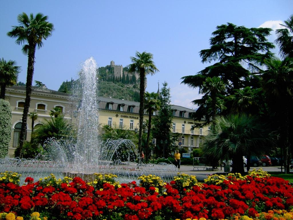 Центр города Арко. Автор: Reinhold Potetz. Фото:  wikimedia.org