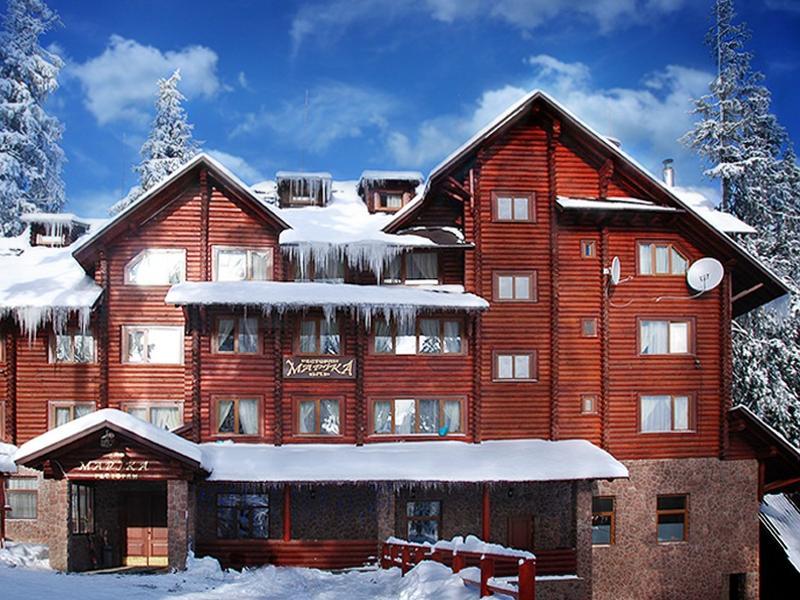 Отель «Марика». Фото: marika.com.ua