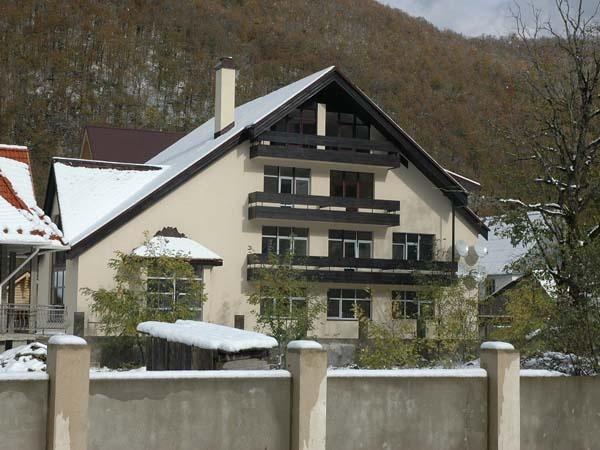Отель «Аибга»