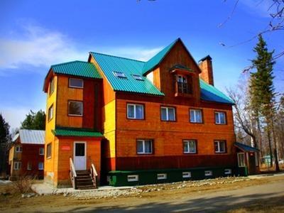 Гостиница «Мономах». Фото: t-ozera.ru