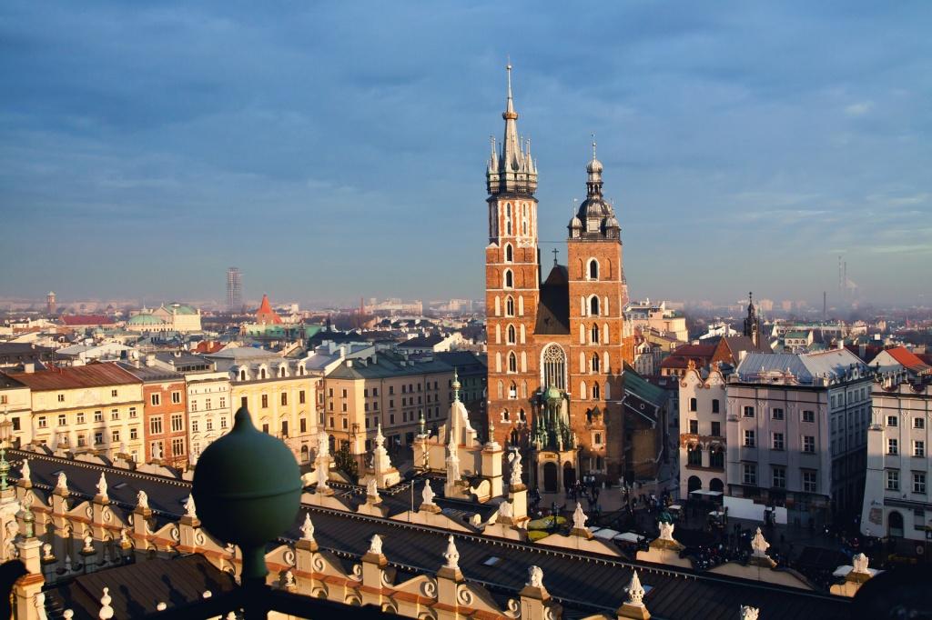 Краковский рынок. Автор: Pawel Pacholec. Фото:  www.flickr.com