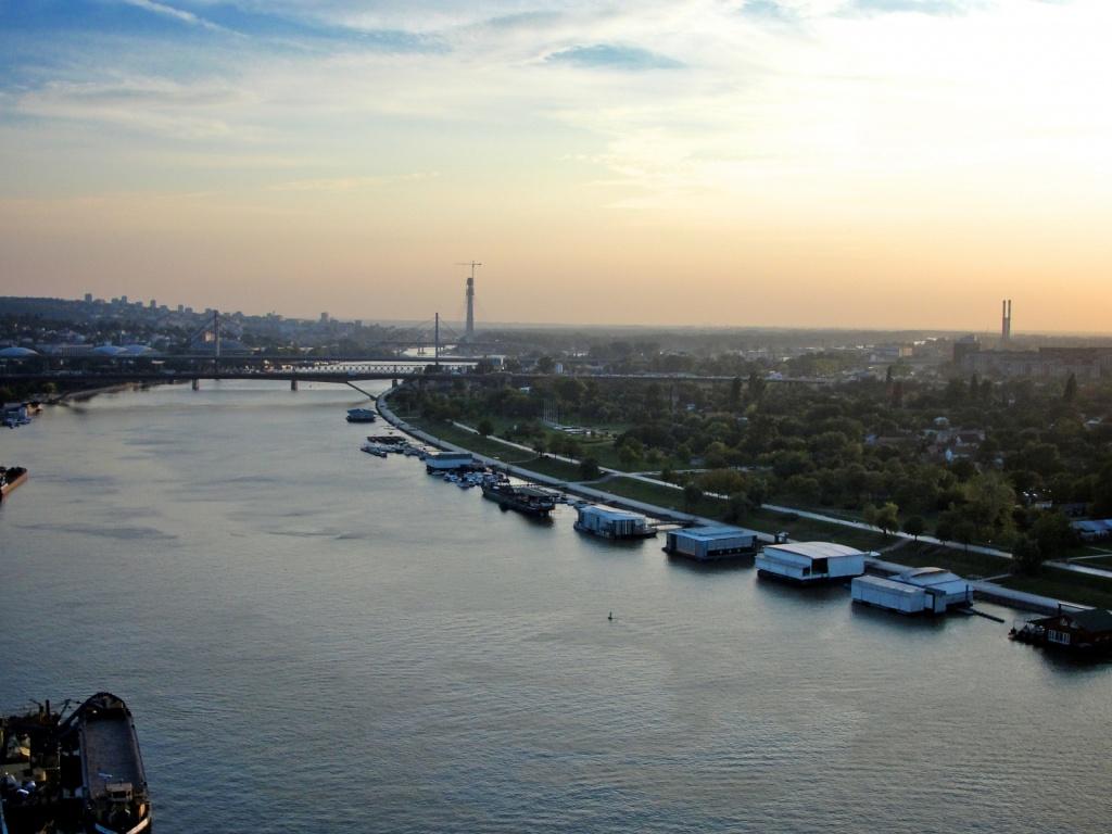 Белград. Фото:   Jeff Attaway
