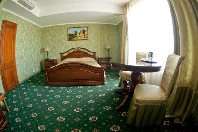 Студия. Фото: www.victoryhotel.ru