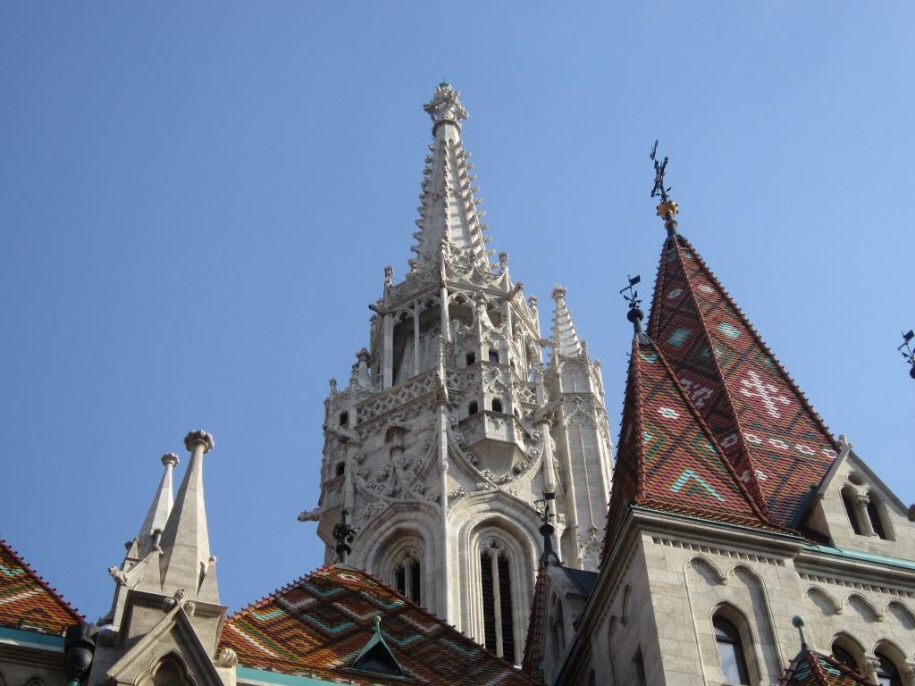 Обои будапешт, церковь святого матьяша. Города foto 15