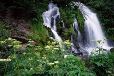 Пшадские водопады