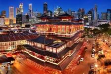Этнические кварталы Сингапура