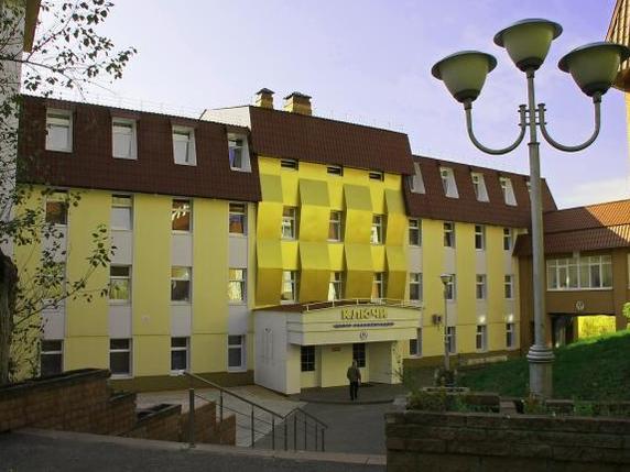 Центр реабилитации «Ключи». Фото: www.kluchi.tom.ru