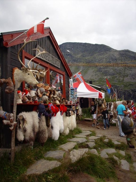Сувенирный магазин. Автор: revenque. Фото:  www.flickr.com