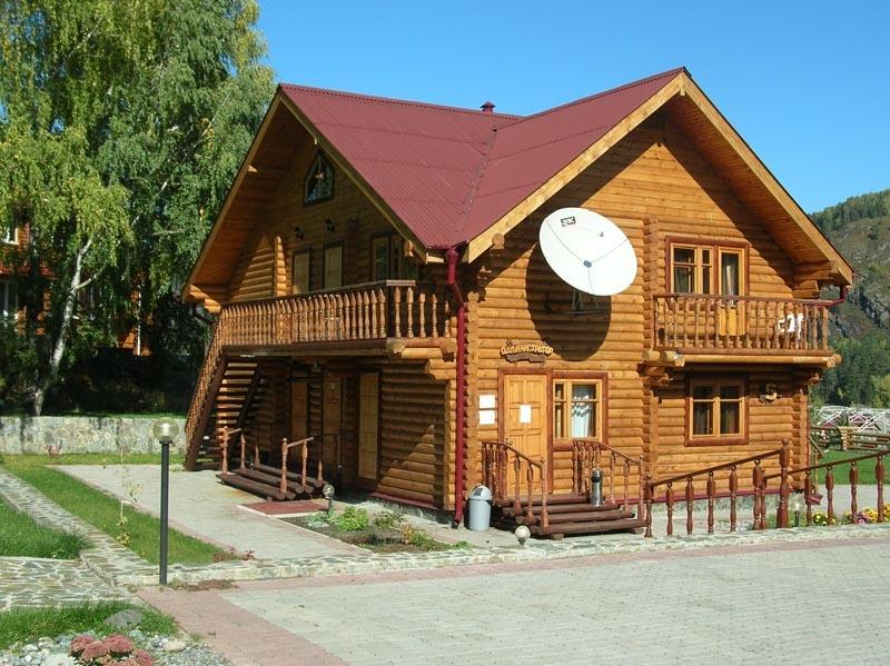 Коттедж. Фото: www.y-sar.ru