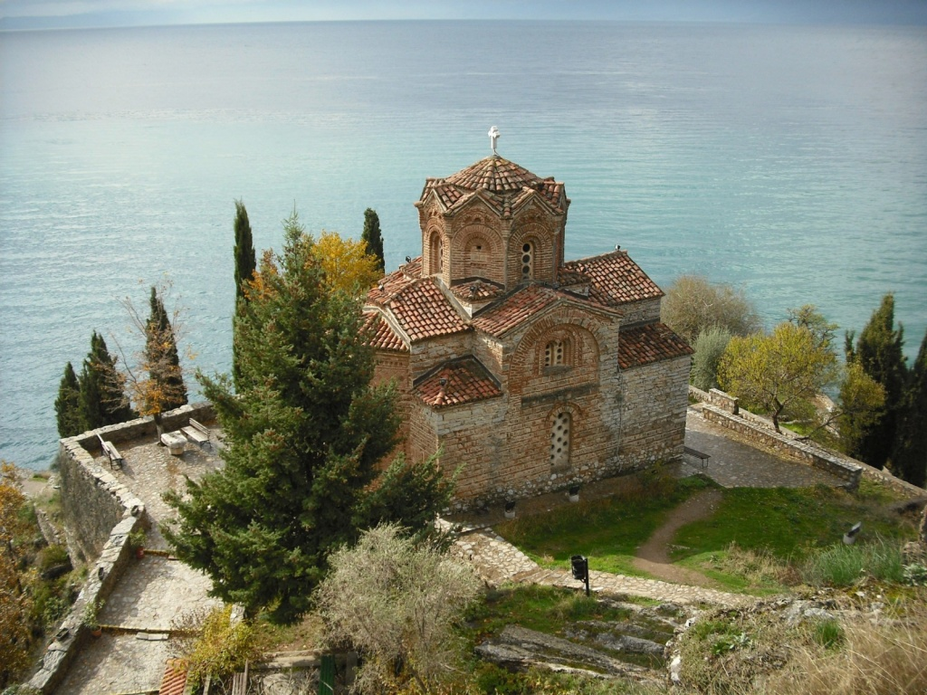 Охрид. Фото:  Klovovi