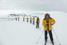 Встреча Нового года в Антарктиде