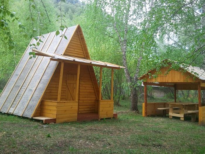 Летний домик. Фото: www.amadu-travel.ru