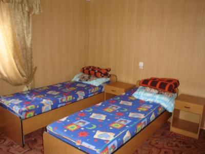 Стандартный номер. Фото: www.discovery-khakasia.ru