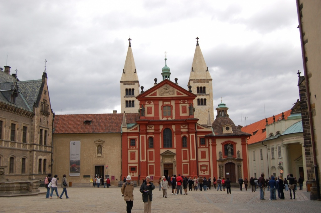 Базилика Св. Георгия. Автор: Robert Nyman. Фото:  www.flickr.com