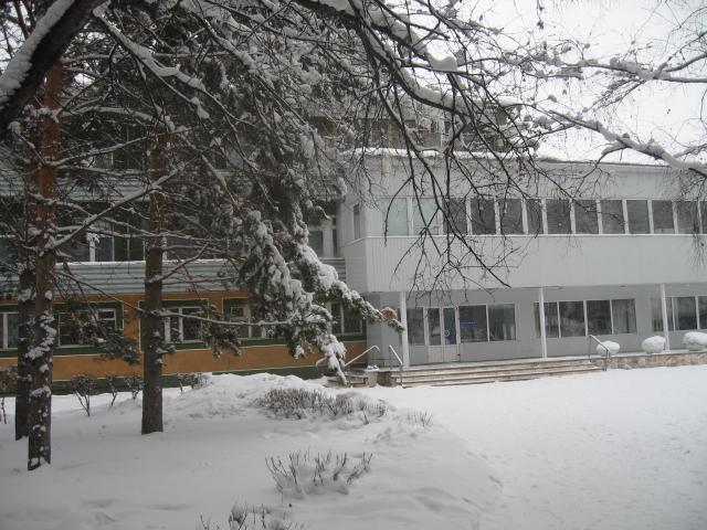 Первый корпус. Фото: www.sibworld.ru
