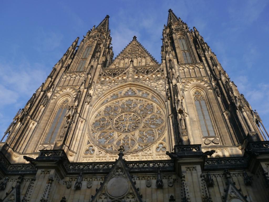 Западные башни собора. Автор: jay galvin. Фото:  www.flickr.com