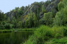 Бердские скалы