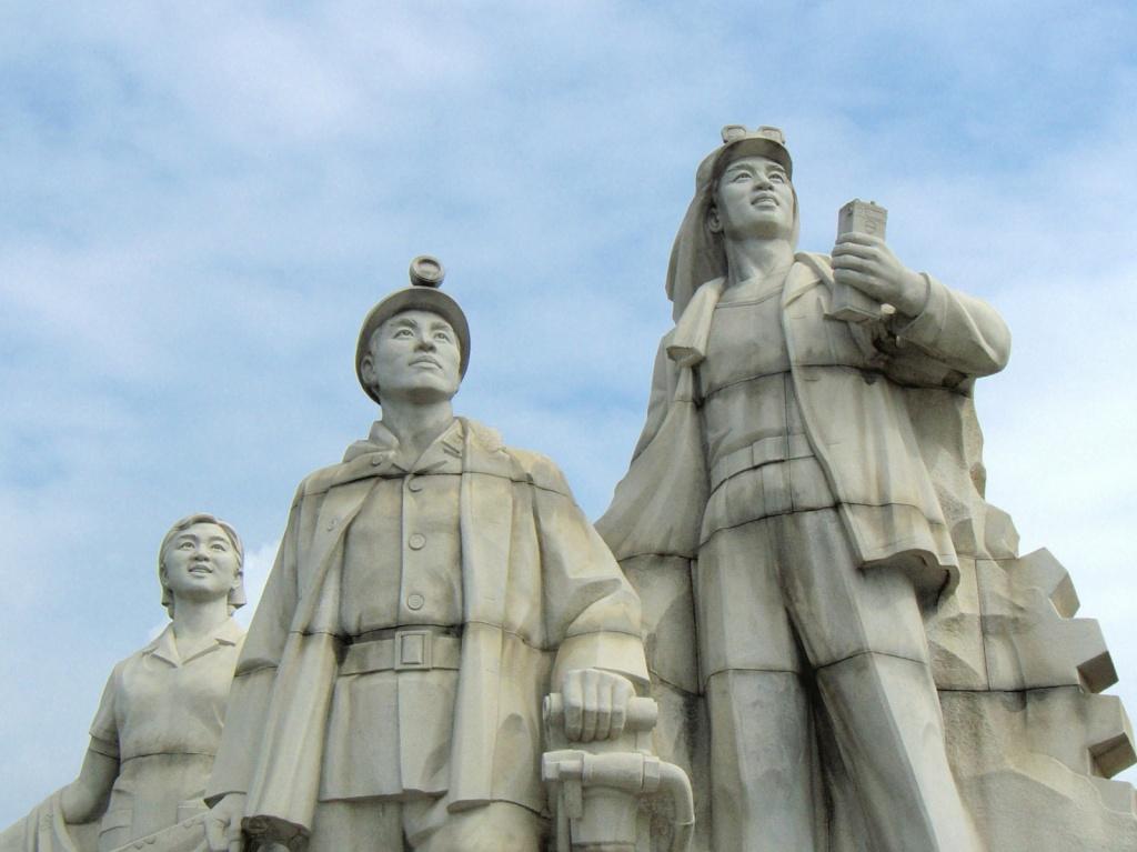 Памятник рабочим. Автор: yeowatzup. Фото:  www.flickr.com