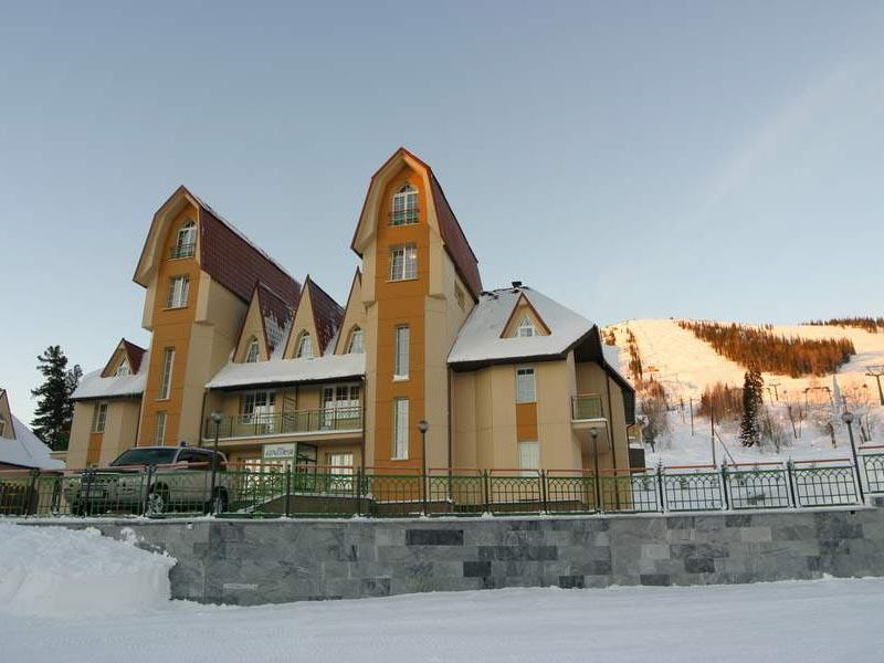 Отель «Елена». Фото: www.cascade-travel.ru