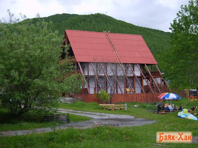 Гостиница ''Байк-Хан''   www.baik-khan.ru