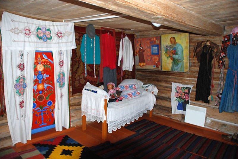 Музей Уймонской долины. Фото:  uymon.ru