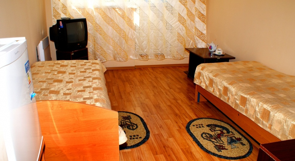 Стандартный номер. Фото: www.san-boro.com