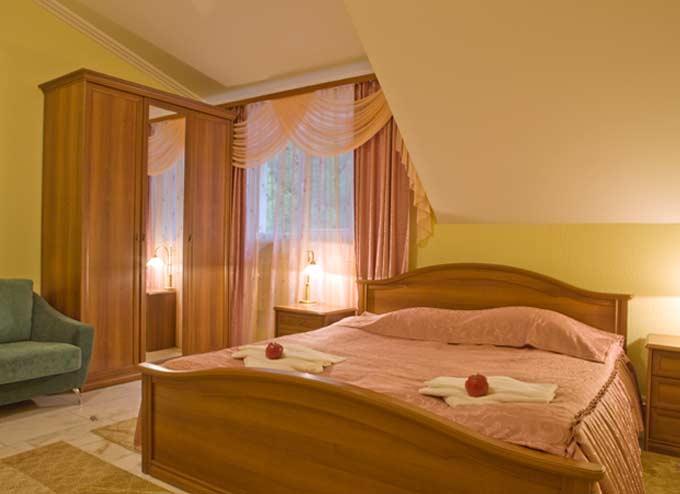 Люкс 2х-уровневый. Фото: www.edem-altay.ru