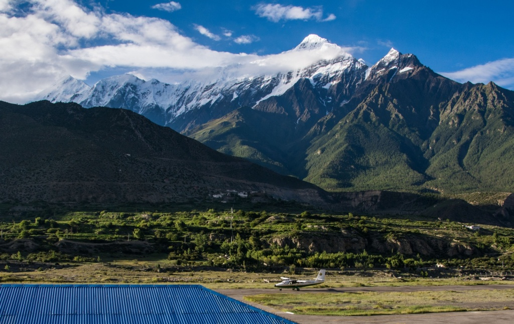 Гора Нилгири, Гималаи. Автор: Sharada Prasad. Фото:  www.flickr.com