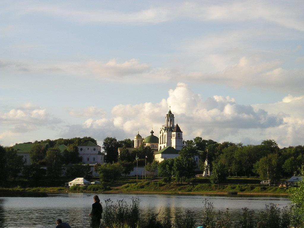 Вид с реки Которосль. Автор: Ghirlandajo. Фото: wikimedia.org