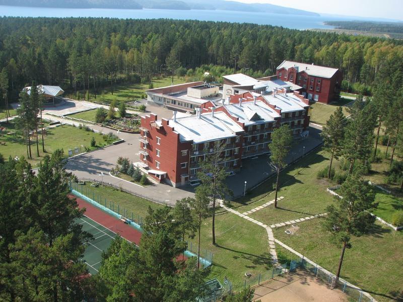 Санаторий «Электра», вид сверху, источник grandbaikal.ru