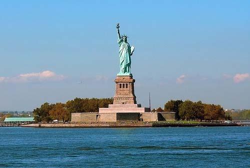 Статуя Свободы. Фото: www.americancities.ru